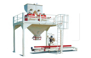 SBS Semi-automatic bagging station
